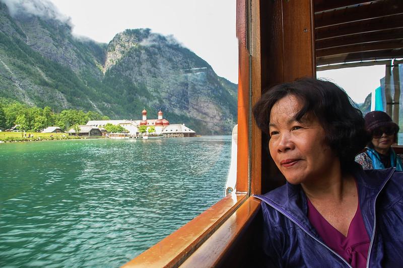 航行於國王湖 6