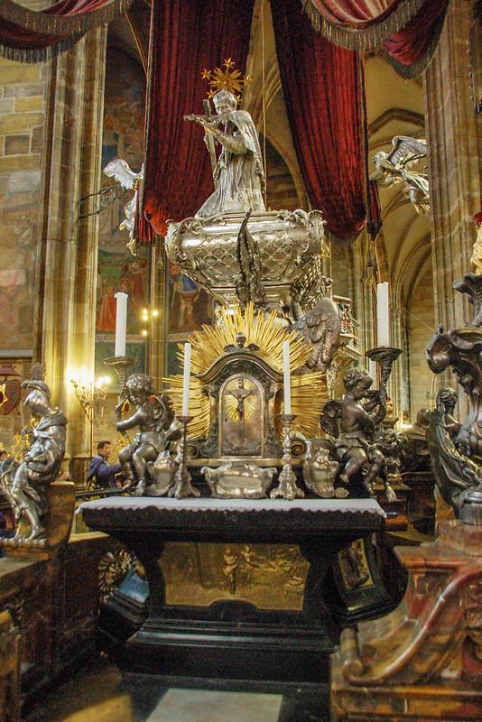St. Jan Nepomuk之墓 1