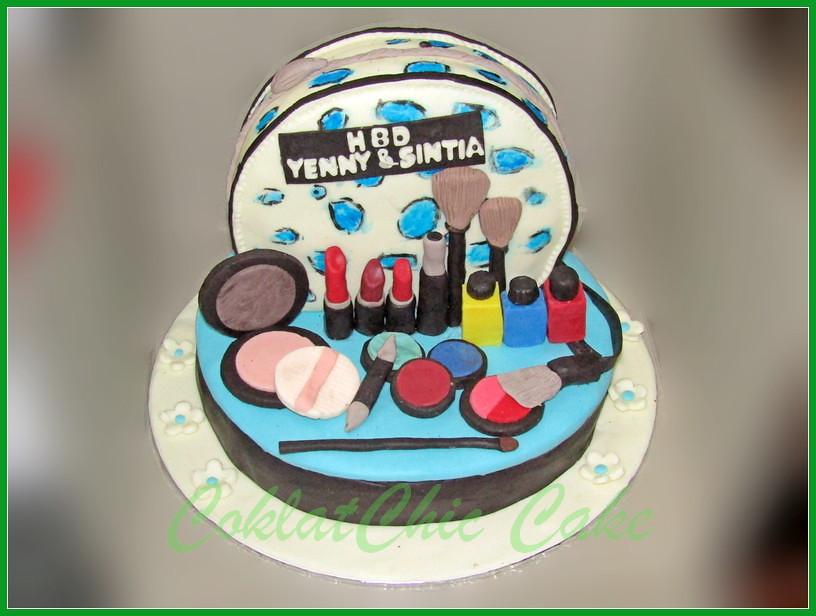Cake Cosmetic Yenny&Sintia 24 20 cm