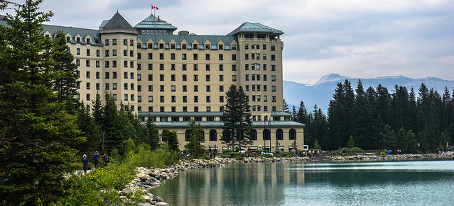 REQUEST 3: The Fairmont Chateau Hotel