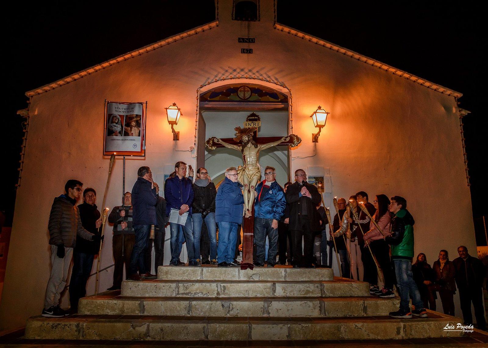 (2018-03-23) - IX Vía Crucis nocturno - Luis Poveda Galiano (12)