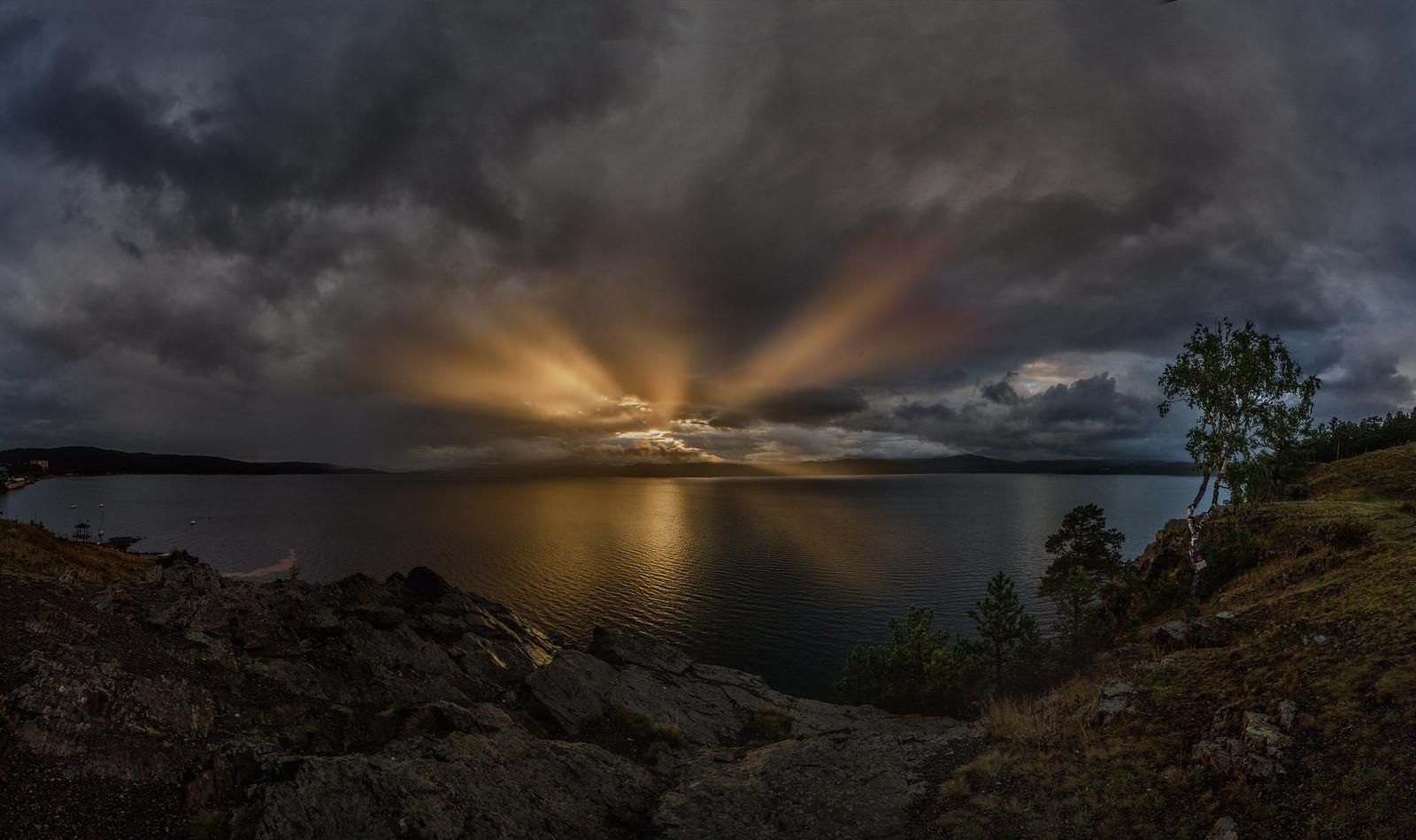озеро Тургояк - фотограф Челябинск