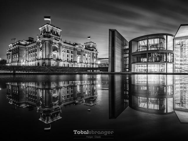 Reichstag (silver version)