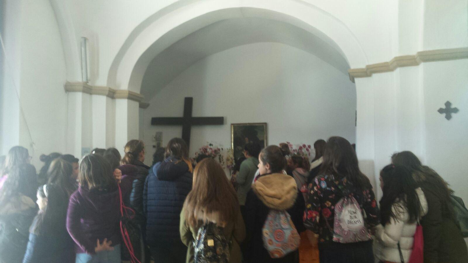 (2018-03-19) - Visita ermita alumnos Yolada-Pilar,6º, Virrey Poveda-9 de Octubre - Maria Isabel Berenquer Brotons - (05)