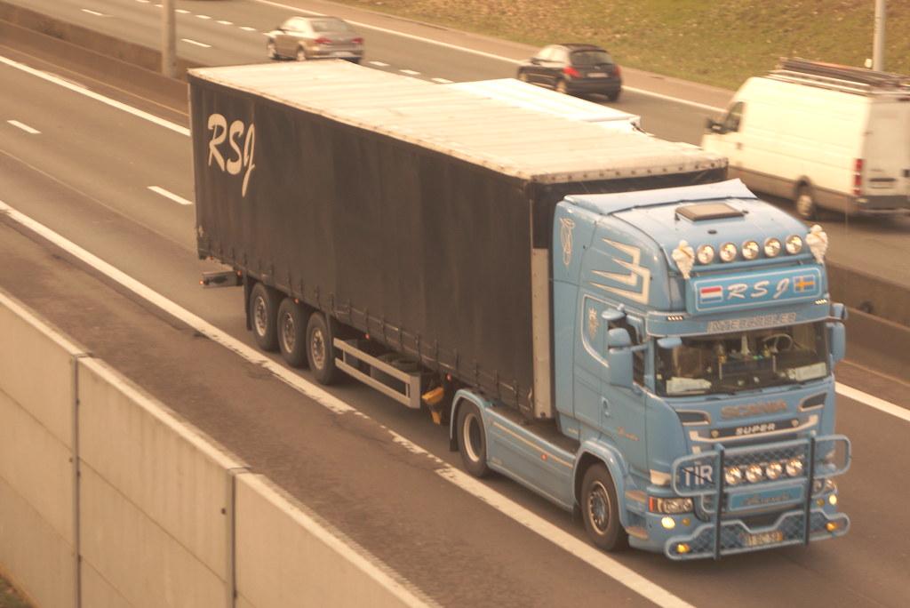 Scania R730 V8 E6 Topline 6-Series - RSJ Transportes L D A