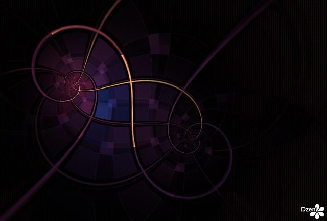 Shimmer Spirals
