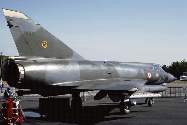 Mirage 3E
