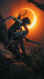 Shadow of the Tomb Raider 1242x2208 | by Crystal Dynamics
