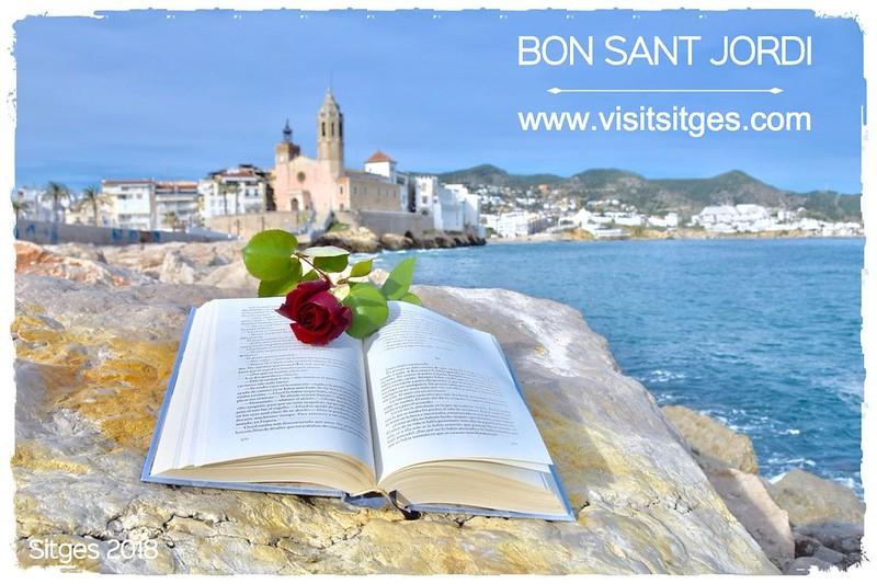 Sant Jordi Sitges 2021