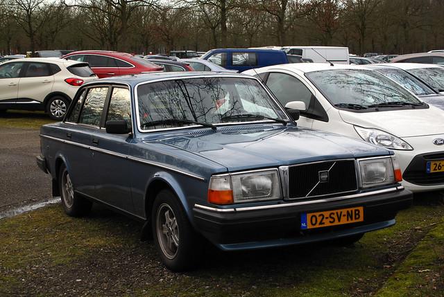 1983 Volvo 240 GL 2.3