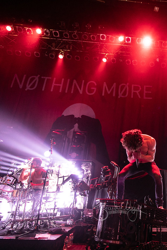 Nothing More | 2018.04.19