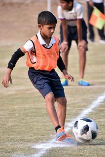 Inter House Football Competition 2018-19 4 (22) | by Atmiya Vidya Mandir