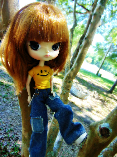 If Growing Up Means It Would Be Beneath My Dignity To Climb A Tree~