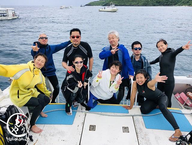 本日の集合写真♪ 2019/04/13