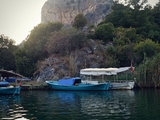 Dalyan river boats | by sixthland