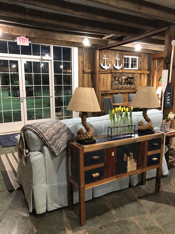 New showroom - Bell Tower in the Barn 2019!