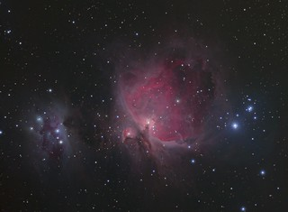 M42+Running Man (HaRGB) 27 Feb 2019 | by geoflewis