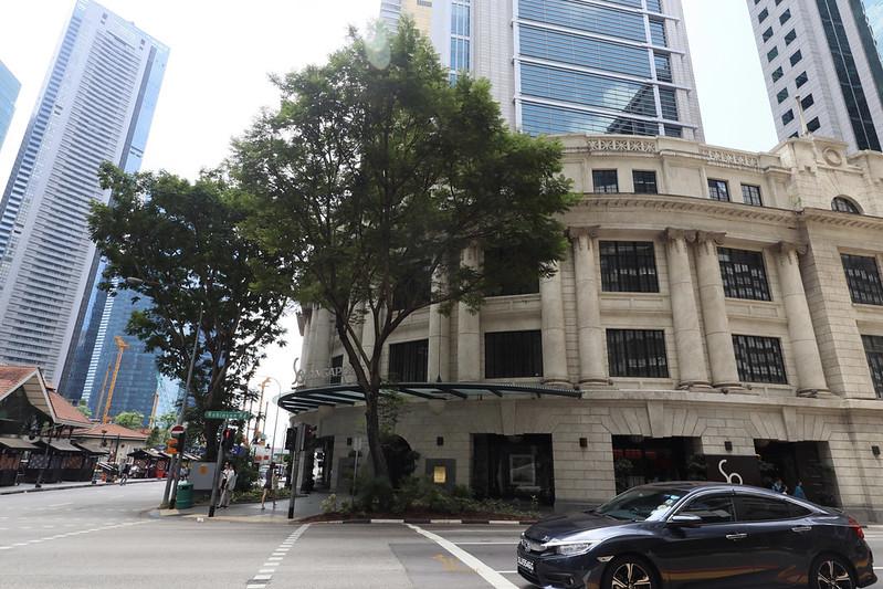 SO / Sofitel Singapore Hotel 新加坡索菲特特色酒店