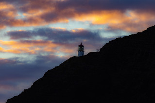A Lighthouse On Oahu Island, Hawaii | by El-Branden Brazil