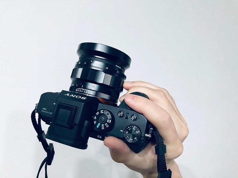NOKTON classic 35mm F1.4+α7RII