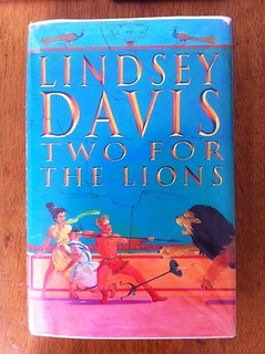 Two for the Lions - Lindsey Davis | by Mary Loosemore