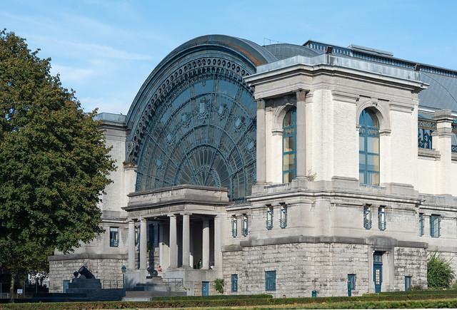 Northern Bordiau Hall, Military Museum, Parc du Cinquantenaire, Brussels, Belgium