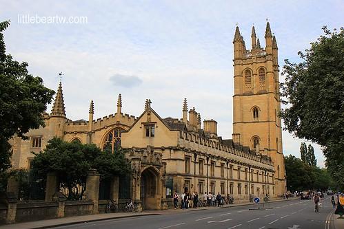 牛津Oxford-28 | by Littlebeartw6709