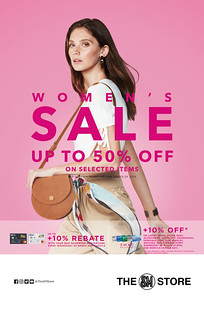 The SM Store Women's Month Poster | by annalyn