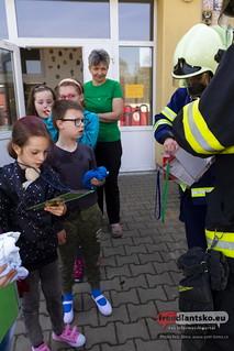 Záchranné sbory nacvičovaly záchranu dětí z hořící školy v Dětřichově | by freedlantsko.eu