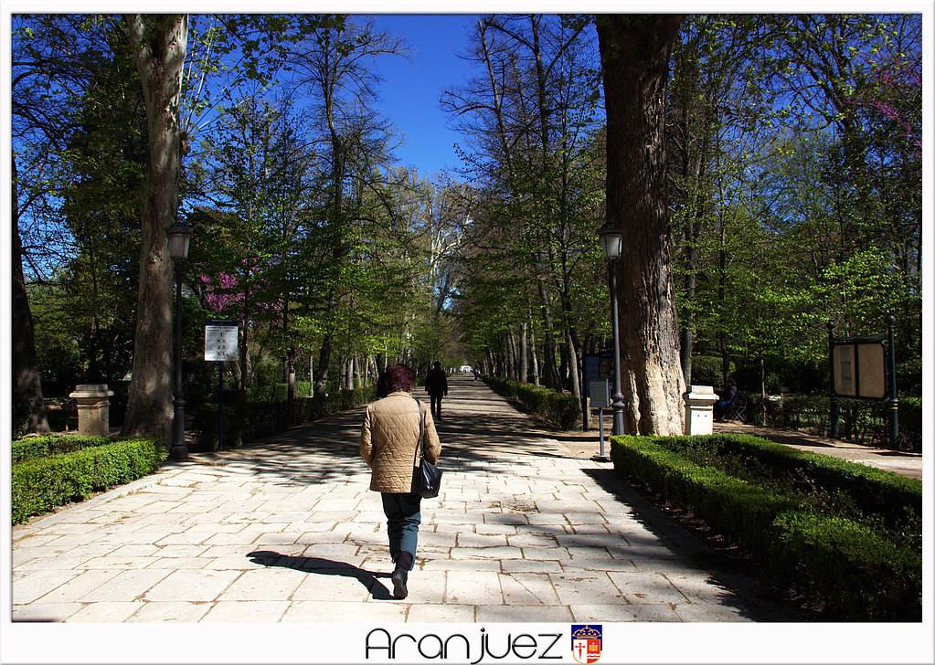 Aranjuez en abril
