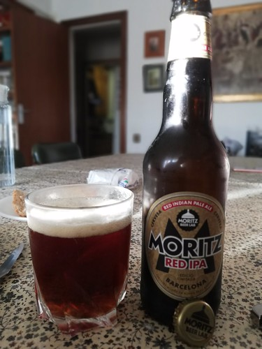 Moritz Red IPA | by pep_tf