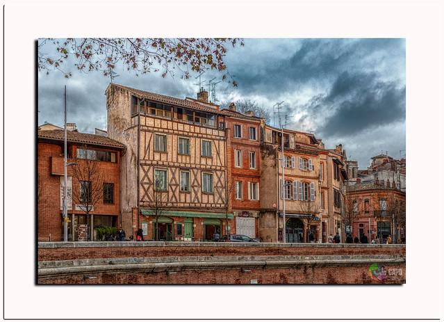 Café des Artisites Toulouse
