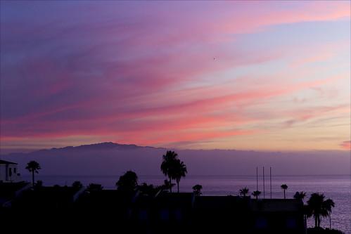 sunset canarias canary tenerife gomera atardecer tarde paisaje landscape cielo sky тенерифе 2017 вечер весна испания гомера