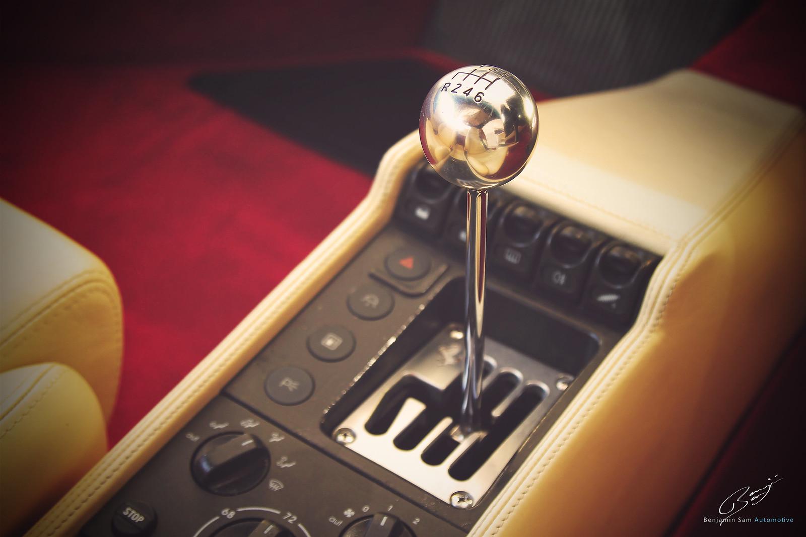 Ferrari F355 Gear Stick