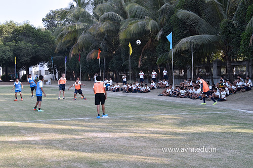 Inter House Football Competition 2018-19 10 (12) | by Atmiya Vidya Mandir
