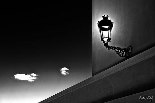 Atardecer en B&W | by Jacintº
