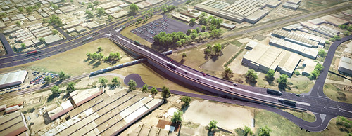 LXRA: South Gippsland Highway bridge design