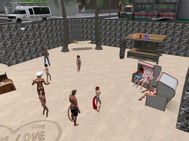 02-03-19 Beach Party