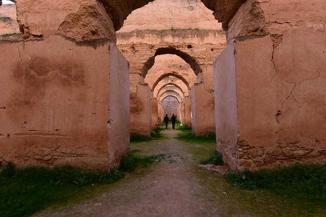 Heri Es Souani, Méknes, Morocco, January 2019 D810 041