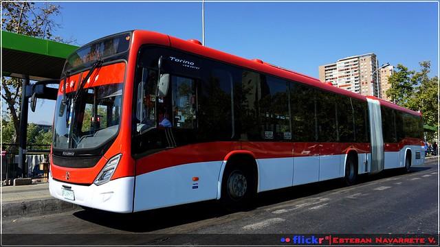 Metbus S.A. || Linea 408.-