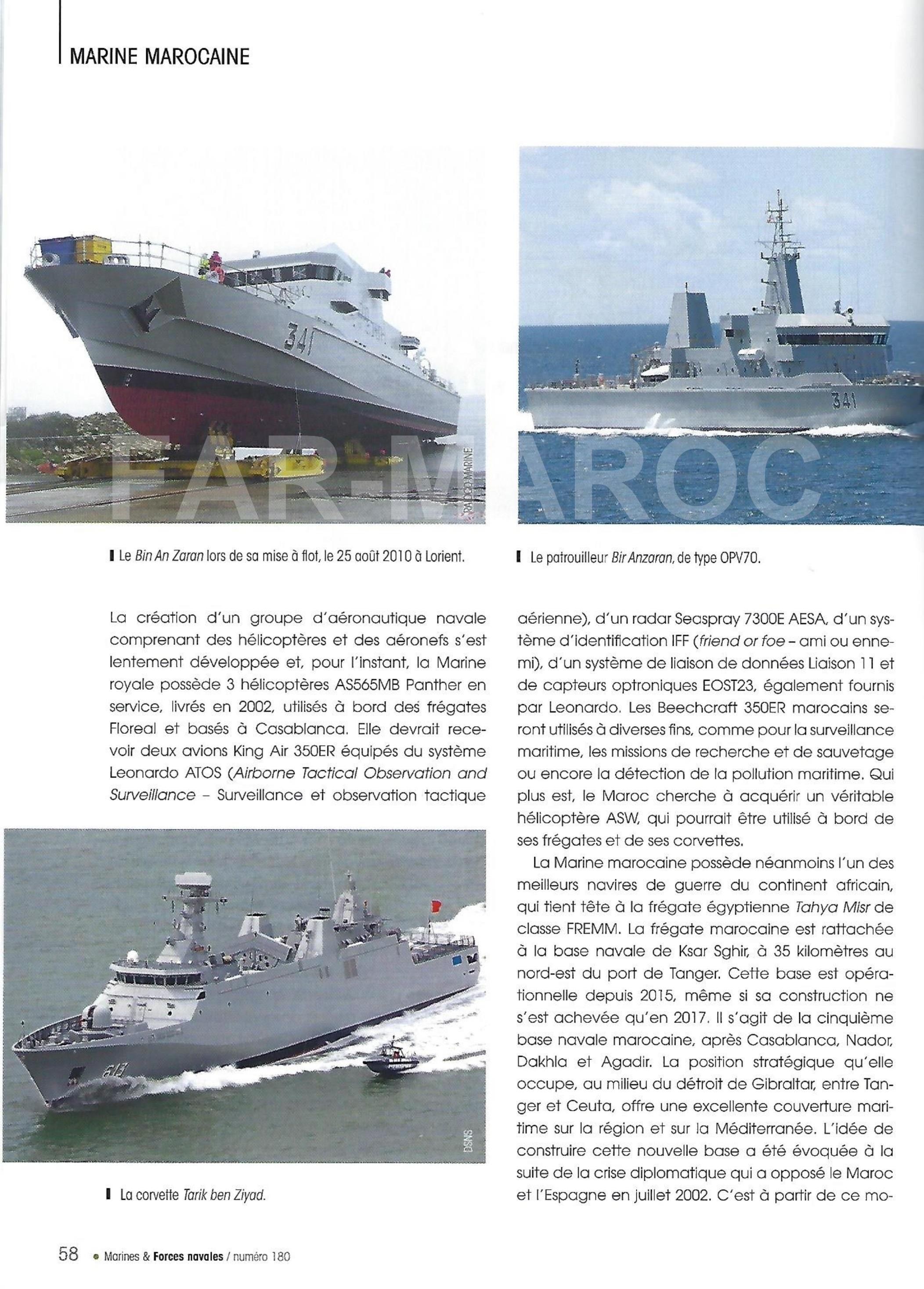 Articles à propos de la Marine Royale Marocaine 46682818665_d417c6257b_o