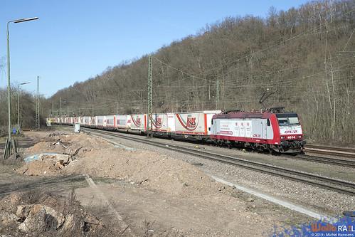 4014 CFL Cargo . 41563 . Luisenthal (Saar) . 21.03.19.
