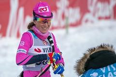 Kateřina Smutná a Alexis Jeannerod v TOP 10 na Reistadlopetu