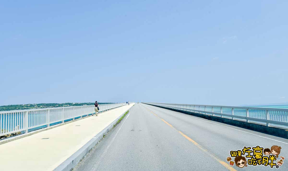 沖繩旅遊-古宇利大橋-5
