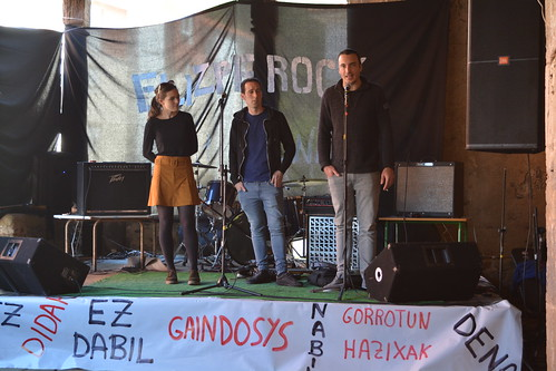 Etxebarriko Elizperock 2019