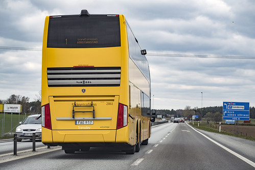20190413 Skaneexpressen regionbuss vid Gards Kopinge 001