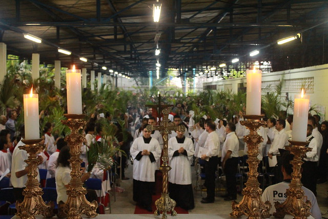 Celebrações de Ramos - Paróquias