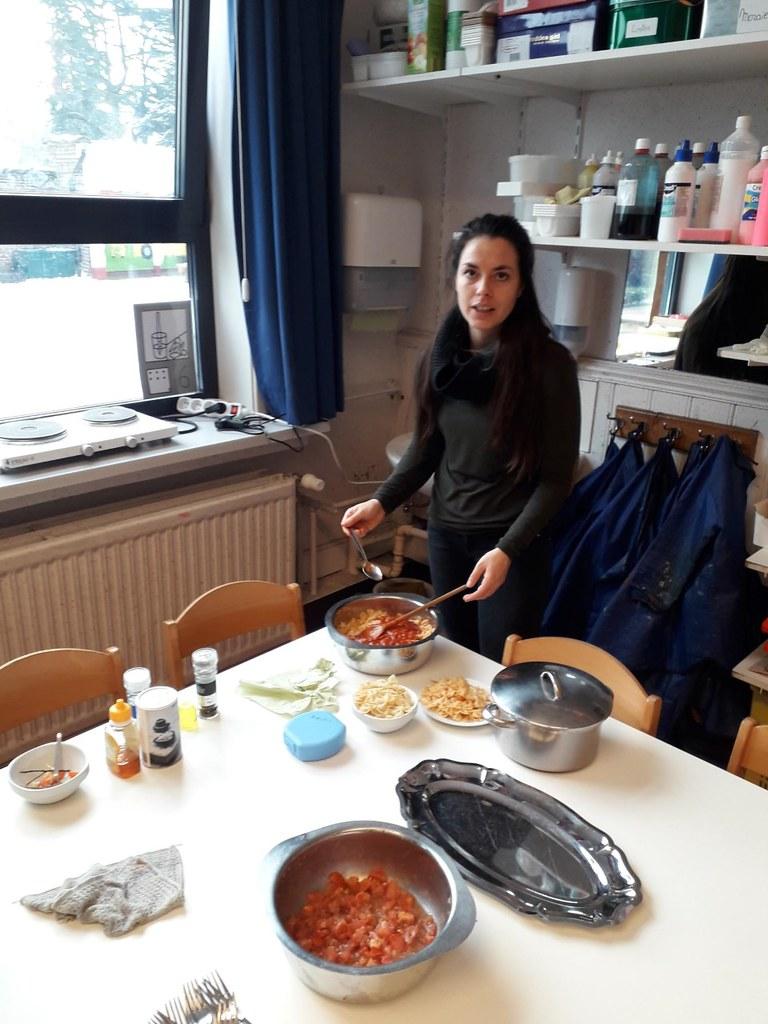 Ateliers 01-2019 Atelier italiaanse gerechten en cake pops maken (9)