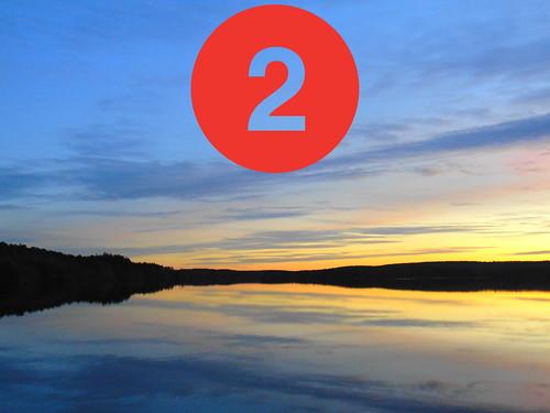 2 years flickr rhode island sunset lake two anniversary