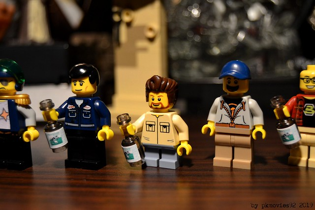 LEGO Red Letter Media - HITB Mike, Jay and Rich Evans
